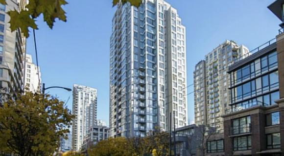 1503 - 1010 Richards, Yaletown, Vancouver West