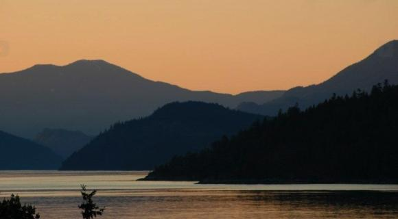 Lot 1 -  Tillicum Bay Road, Sechelt District, Sunshine Coast
