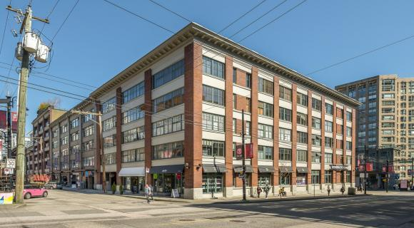 206 - 1178 Hamilton Street, Yaletown, Vancouver West